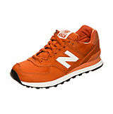 New Balance WL574-MDA-B Sneaker Damen orange