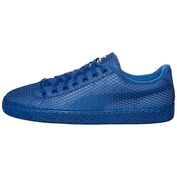 puma puma basket classic night camo sneaker blau mirapodo. Black Bedroom Furniture Sets. Home Design Ideas