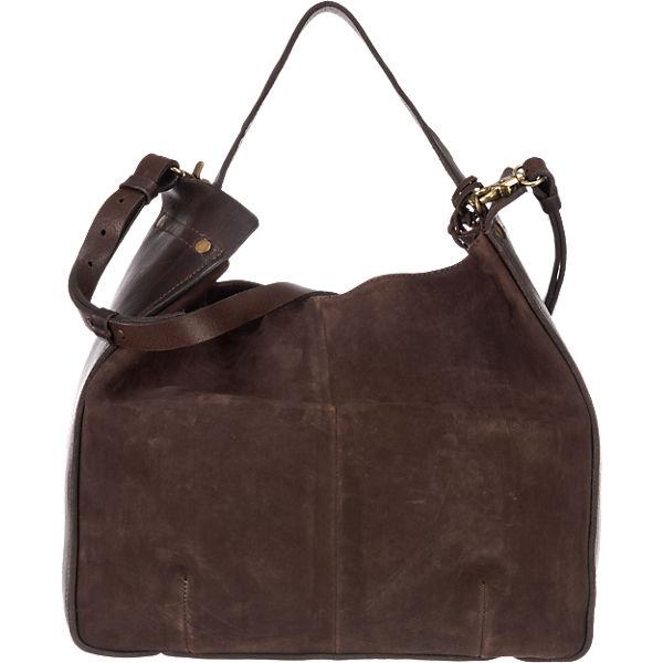 A.S.98 Handtasche braun