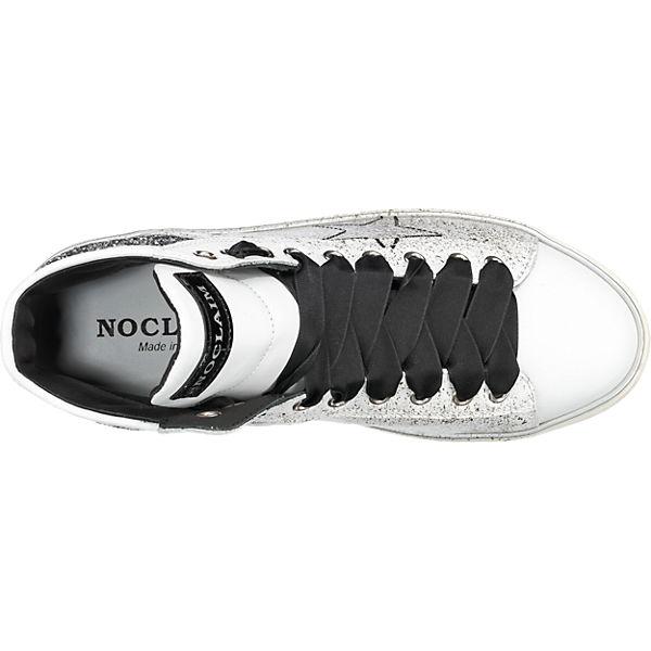NoClaim Nina Sneakers weiß
