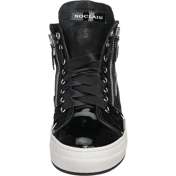 NoClaim Eva Sneakers schwarz