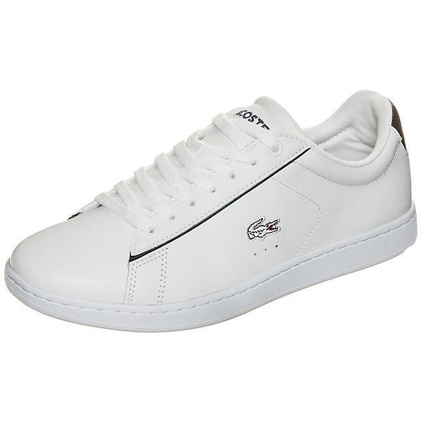 Lacoste Carnaby Evo Sneaker weiß
