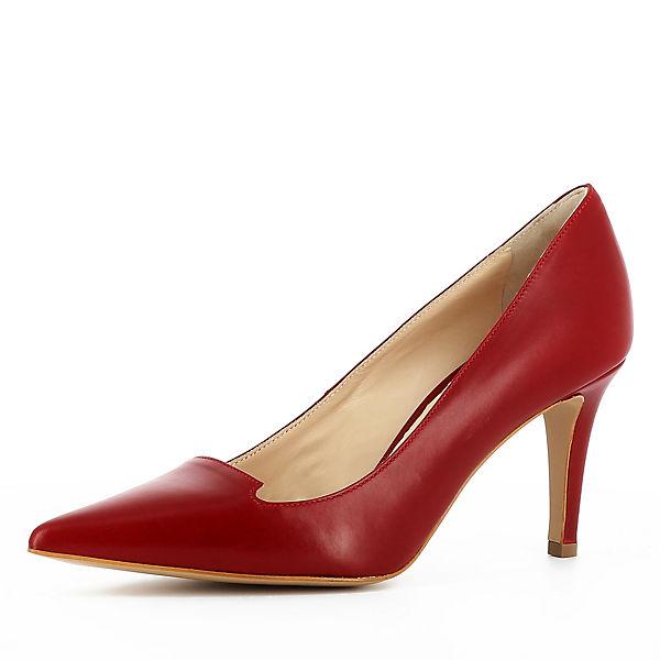 Evita Shoes Pumps dunkelrot