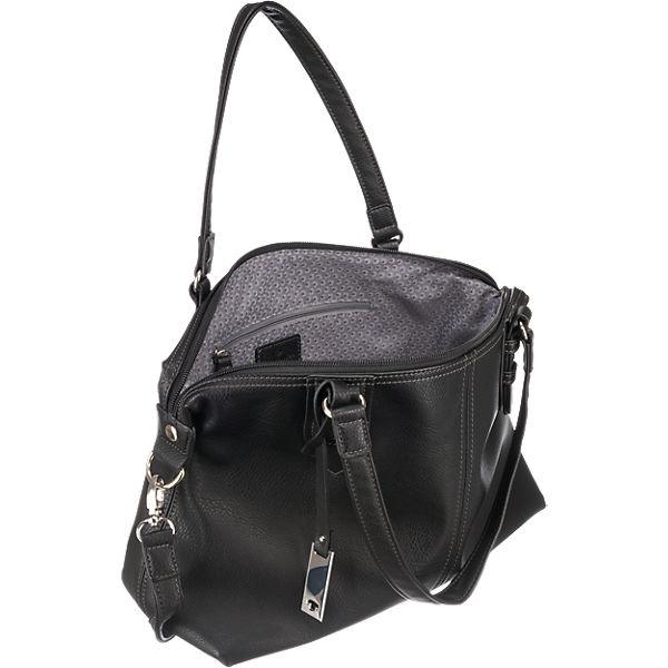 TOM TAILOR Lily Handtasche schwarz