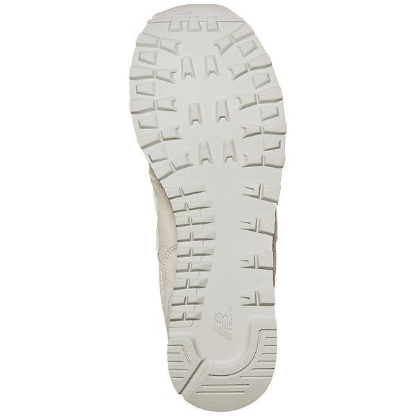 New Balance ML574-SEF-D Sneaker beige-kombi