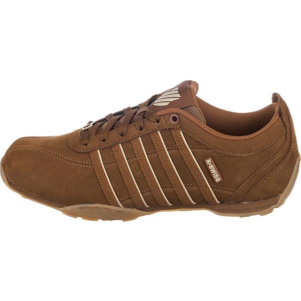 braun Sneakers SWISS 5 Arvee 1 K Low YRIT4Iq