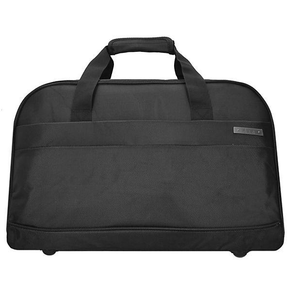 D&N Basic Reisetasche 50 cm schwarz