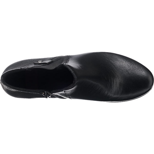 rieker Stiefeletten schwarz