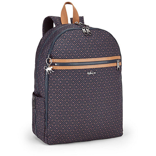 Kipling Basic Plus Deeda N Rucksack 42 cm Laptopfach mehrfarbig