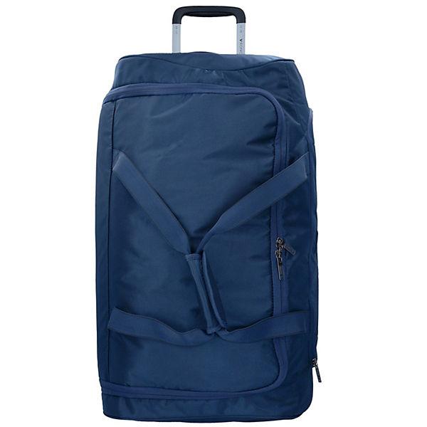 Roncato Borsone Tribe 2-Rollen Reisetasche 64 cm blau