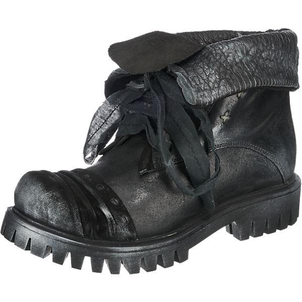 Papucei Hudson Stiefeletten schwarz