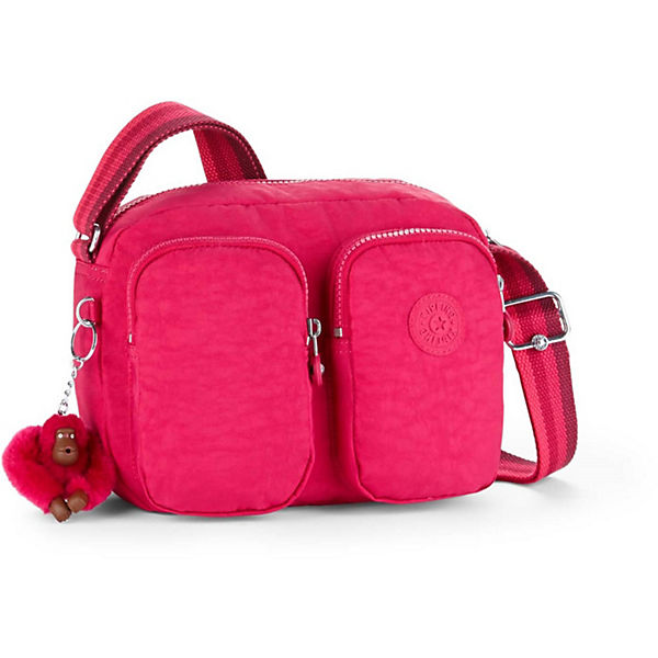 Kipling Patti Small Umhängetasche 25 cm pink