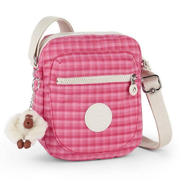 Kipling Basic Plus Canali Umhängetasche 19 cm pink
