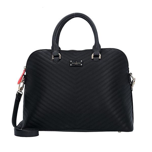 Paul's Boutique Maisy Handtasche 36 cm schwarz