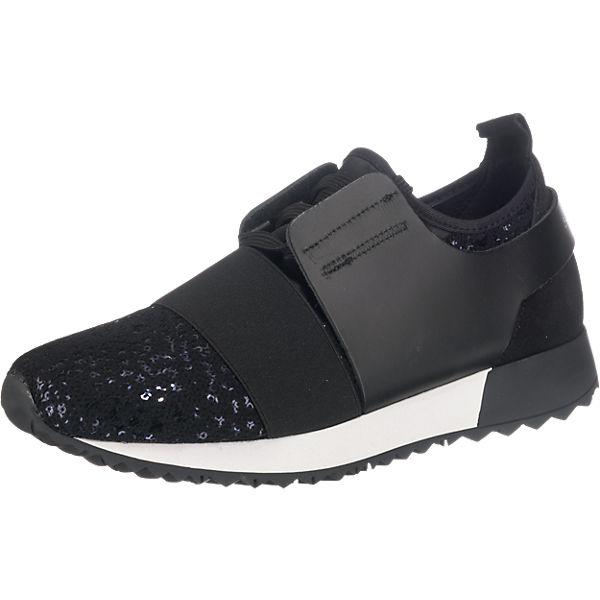 Sixtyseven Megan Sneakers schwarz