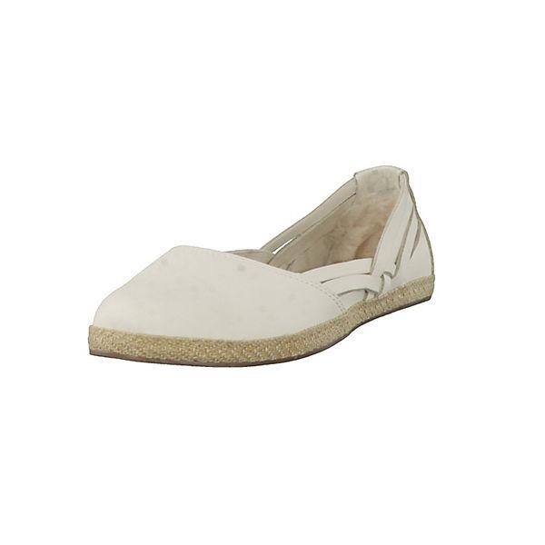 UGG Ballerina Tippie 1011187-AWHT weiß