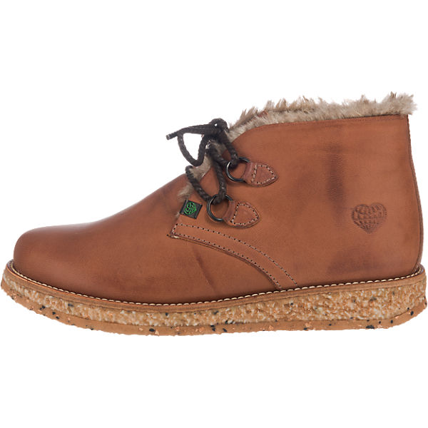 TakeMe Everest Stiefeletten cognac