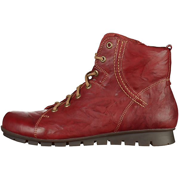 Think! Stiefelette rot