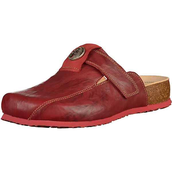 Think! Clogs rot