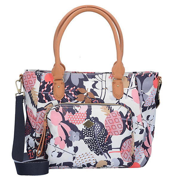 Oilily Botanic Pop Handtasche Tasche 32 cm mehrfarbig