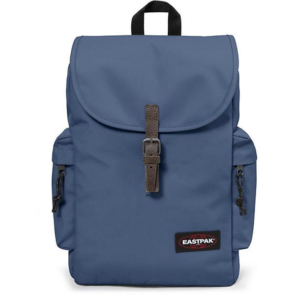 EASTPAK Authentic Collection Austin 17 Rucksack 42 cm Laptopfach blau