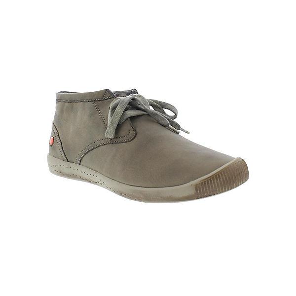 softinos Sneakers INDIRA grau