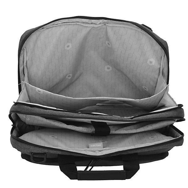 Delsey Esplanade Aktentasche 41 cm Laptopfach grau