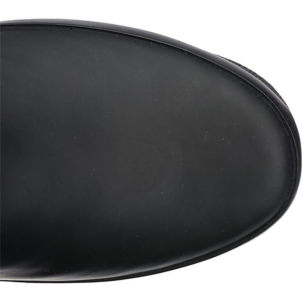 AIGLE Polka Giboulee Stiefel schwarz