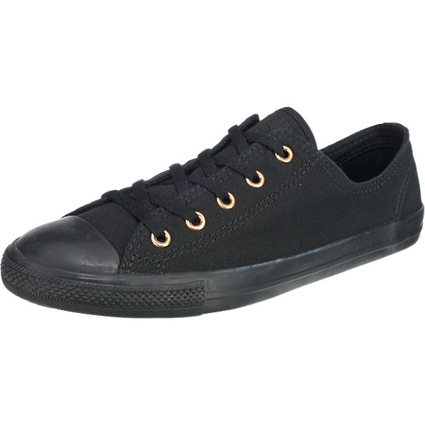 CONVERSE Chuck Taylor All Star Dainty Ox Sneakers schwarz