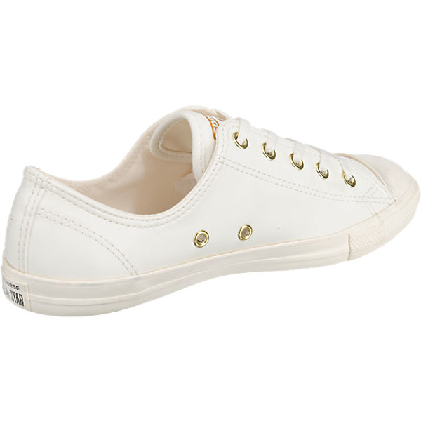 CONVERSE Chuck Taylor All Star Dainty Ox Sneakers offwhite