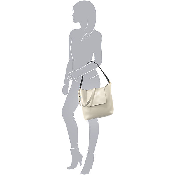 ESPRIT Handtasche hellblau