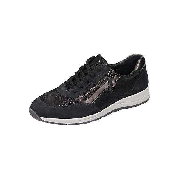 Comfortabel Sneakers schwarz