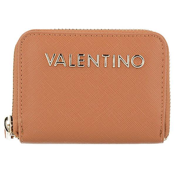 Valentino Lily Geldbörse braun