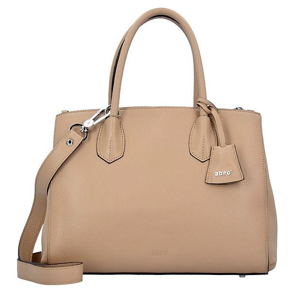 Abro Adria II Handtasche beige