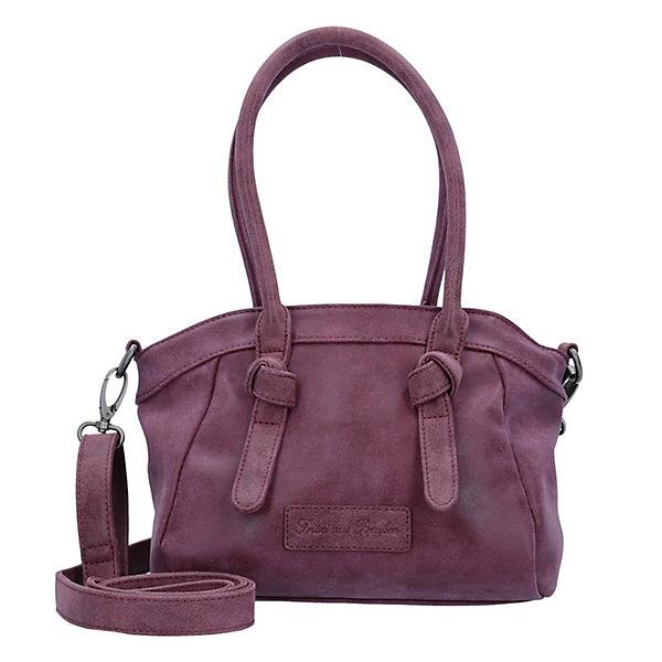 Fritzi aus Preußen Imke Vintage Handtasche lila