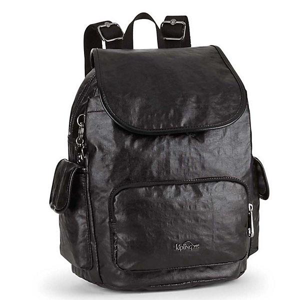 Basic Plus LM City Pack S Rucksack schwarz