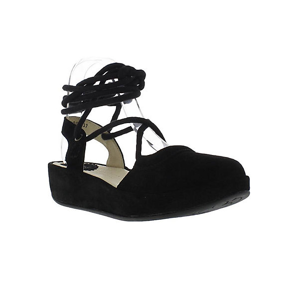 Sandaletten BEKI714FLY schwarz