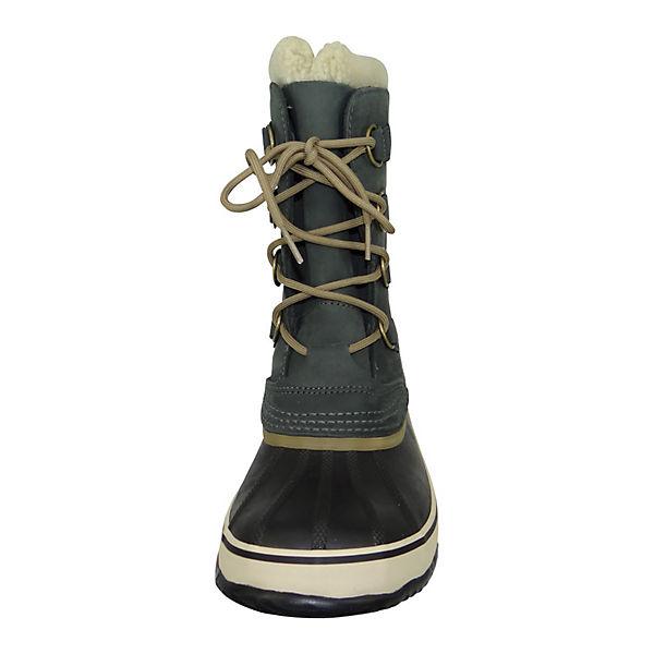Stiefel PAC Coal grau