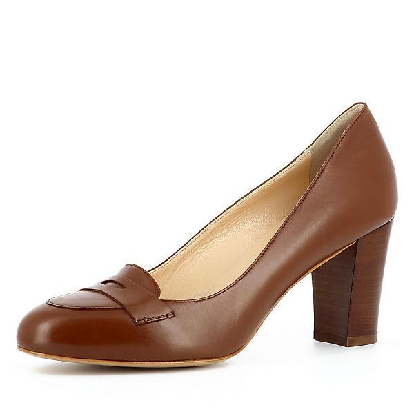 Evita Shoes Pumps BIANCA cognac