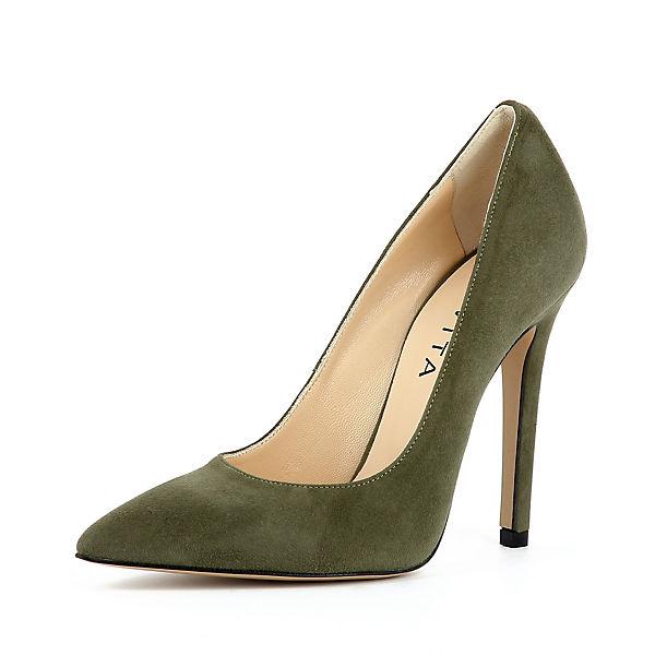 Evita Shoes Pumps LISA grün