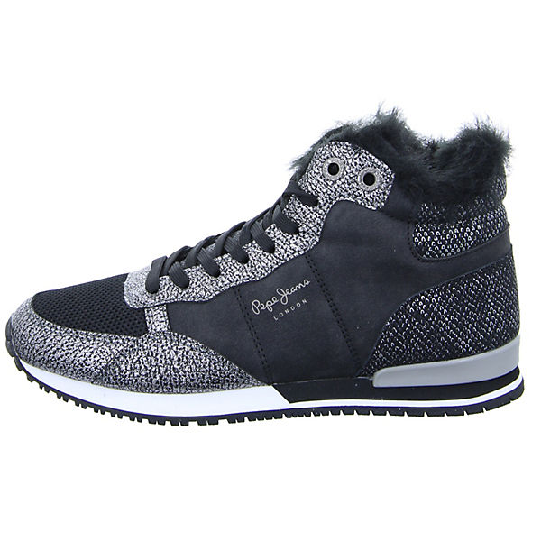 Pepe Jeans Gable For Bootie Sneakers schwarz/grau