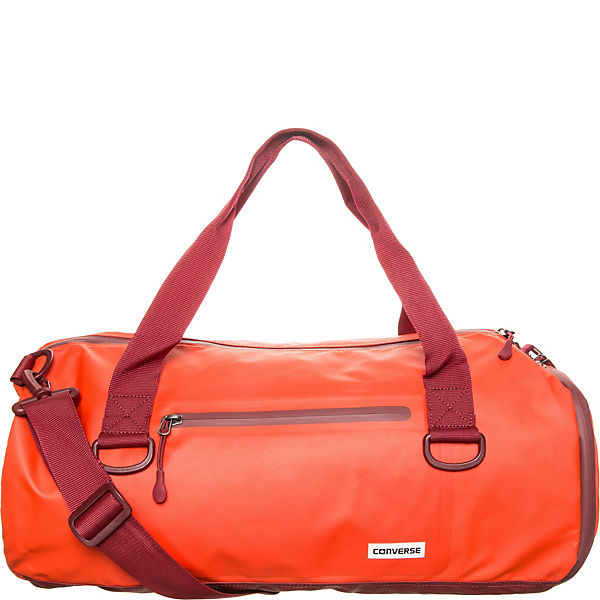 Sporttasche Rubber Duffel orange