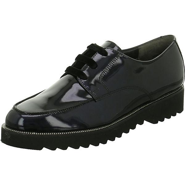 Loafers dunkelblau