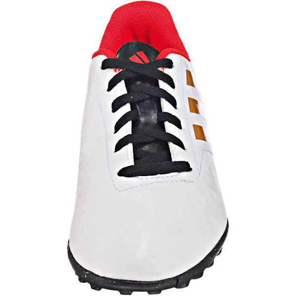 J Performance II Jungen adidas weiß Fußballschuhe TF Conquisto für pvASAR