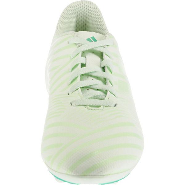 Fußballschuhe für adidas weiß Jungen Performance J 4 NEMEZIZ FxG 17 F5qwCA5