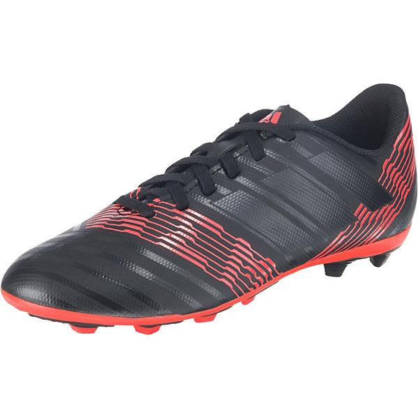 4 schwarz Jungen FxG adidas Fußballschuhe Performance für NEMEZIZ 17 J wnFq7IRzxq