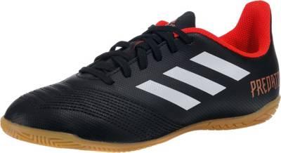 TANGO PerformanceFußballschuhe adidas IN J 18 4 für Jungenschwarz PREDATOR 9H2IYeWED