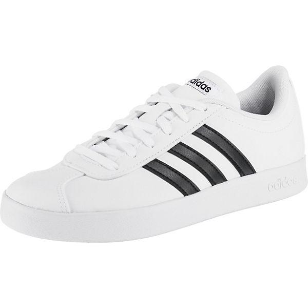 Sneakers Sport VL 2 adidas COURT K Kinder Inspired 0 weiß ATnFqt