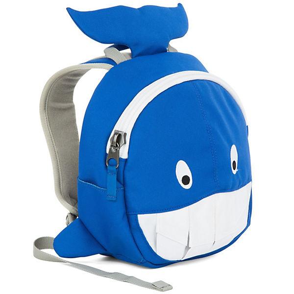 Kindergartenrucksack Kleiner Freund blau