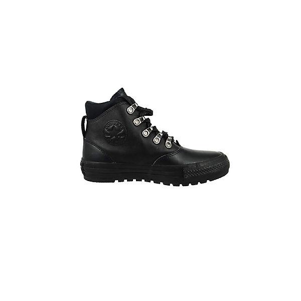 Sneakers High Chucks schwarz